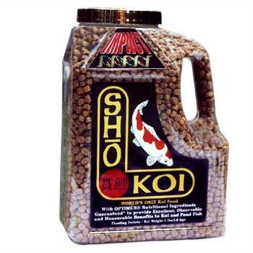 Total Koi Inc Atk00132 Sho Koi Impacount Small Floating Pellet, 2-Pound