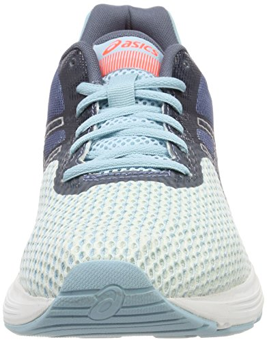 Asics Women's Gel-Phoenix 9 Competition Running Shoes Blue (Porcelain Blue/Silver/Flash Coral 1493) gqMC6L