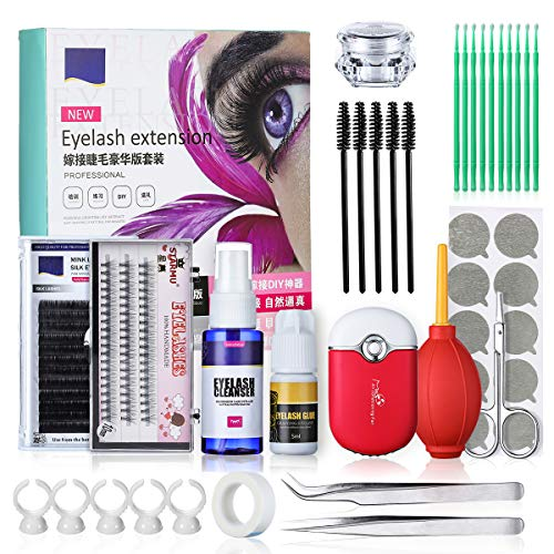 Eyelash Extension Kits Luckyfine