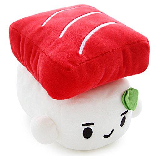 "Choba Food Plush 15cm(6.0"") Tuna Small Red"