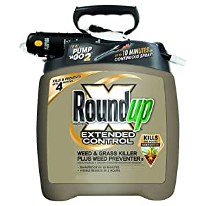 Roundup Extended Control Weed & Grass Killer Plus Weed Preventer II
