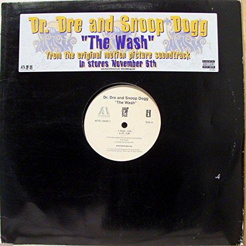 Dr. Dre - Dr. Dre & Snoop Dogg The Wash Vinyl Record - Zortam Music
