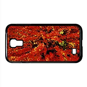 Autumn In Poznan, Poland Watercolor style Cover Samsung Galaxy S4 I9500 Case (Autumn Watercolor style Cover Samsung Galaxy S4 I9500 Case)