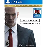 Hitman The Complete First Season Steelbook Edition PlayStation 4 ヒットマン 完全初シーズンスチールブック版プレイステーション4 北米英語版 [並行輸入品]
