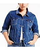 Levi's Women's Plus Size Original Trucker Jacket Reviews