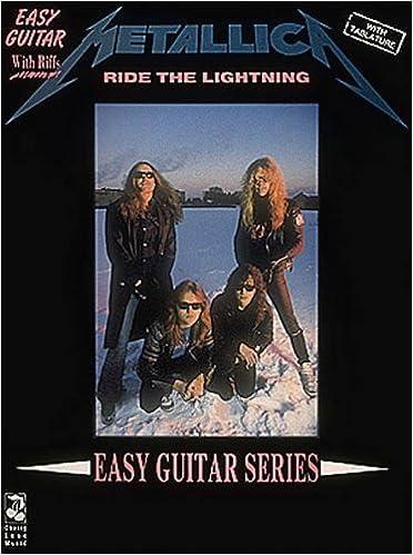 Metallica Ride The Lightning Pdf