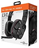 PDP Universal Afterglow LVL 6+ Haptic Gaming Headset for Xbox One, PS4, PC & Mobile; 090-072-NA