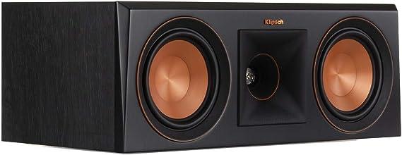 Klipsch RP-500C Center Channel Speaker (Ebony)