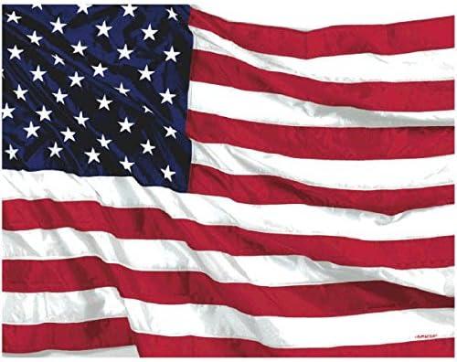 Amscan - Mantel con la bandera de EE.UU.: Amazon.es: Hogar