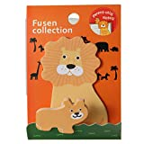 KINGSO 1x Sticky Notes Post-it Pad Bookmark Memo Flags Cute Animal