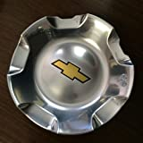 Kyпить 20 Inch OEM Chevy 6 Lug Polished aluminum Center Cap Hubcap Wheel Cover 2007-2014 # 9595152 or 9596007 5308 Silverado Suburban Tahoe Avalanche 1500 Pickup Truck Suv на Amazon.com
