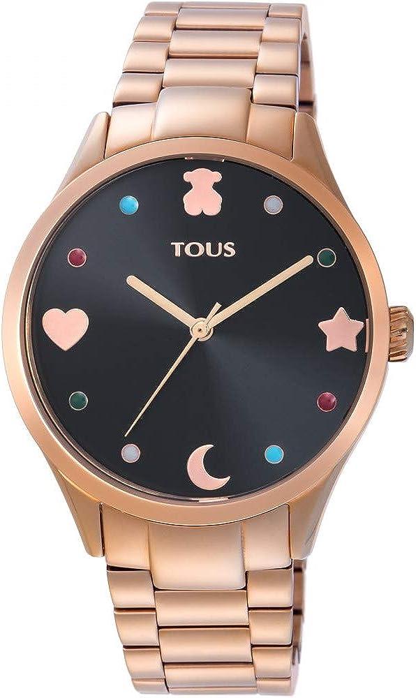 TOUS Reloj Super Power de Acero