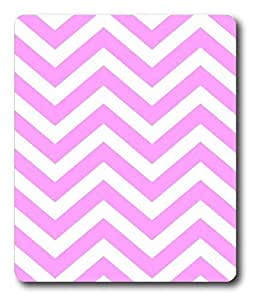 cloth mouse pad Chevron Purple PC Custom Mouse Pads / Mouse Mats Case Cover by icecream design