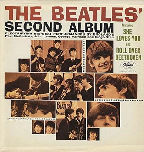 (The Beatles Second Album - EX)