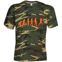Camuflaje Classic Army Style Camiseta de manga corta
