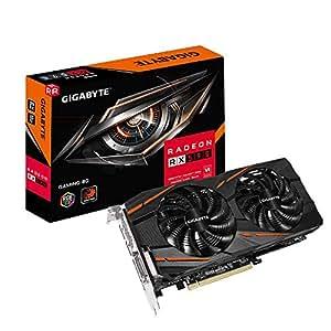 Amazon.com: Tarjeta gráfica GIGABYTE Radeon Rx 590 Gaming 8G ...