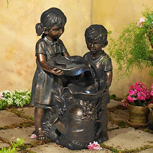 John Timberland Boy and Girl Indoor/Outdoor Bronze 23