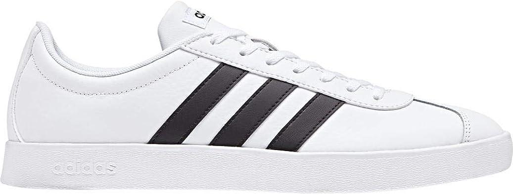 adidas VL Court 2.0, Chaussures de Gymnastique Homme: Amazon