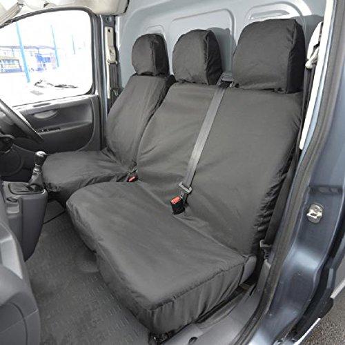 CITROEN DISPATCH Van Seat Covers 2+1 Protection 100/% WATERPROOF Custom