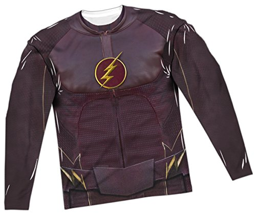 Costu (The Flash Show Costume)