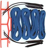 Home Court 1-inch Adjustable 8-Meter Sand Setup Line - M817AS (Blue)