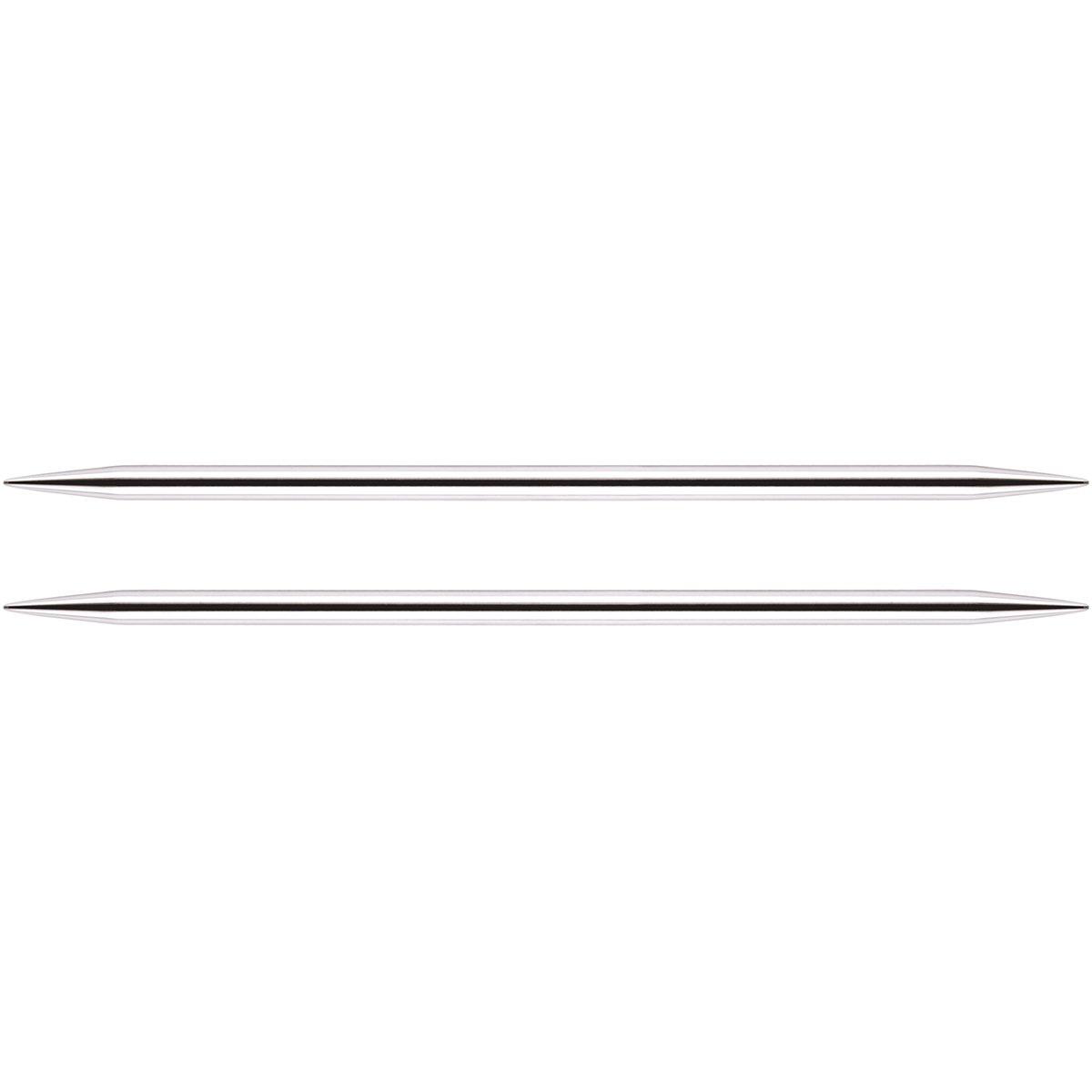 Knitter's Pride 10.75/7mm Nova Platina Double Pointed Needles, 8 by Knitter's Pride B00XV1R51C