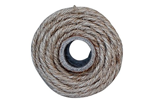 Price comparison product image Thick 12 Ply 100 Yard Bakers Twine (Natural Brown)