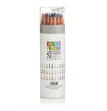 Mings Lápiz de Dibujo Infantil 36 lápices para Colorear Infantiles ...