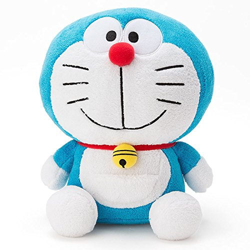 Sanrio store, Doraemon stuffed M (I'm DORAEMON) plush kawaii 2017 NEW Japan Import