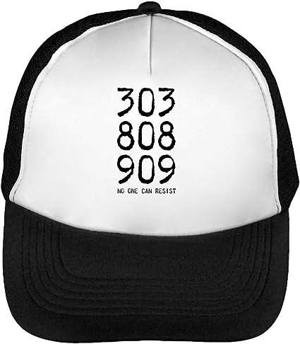 303 808 909 Roland Acid Techno Gorras Hombre Snapback Beisbol ...