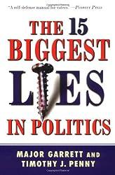 The 15 Biggest Lies in Politics