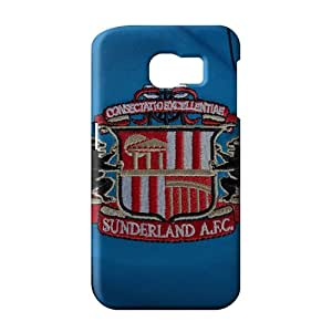 Wish-Store SUNDERLAND premier soccer (3D)Phone Case for Samsung Galaxy s6