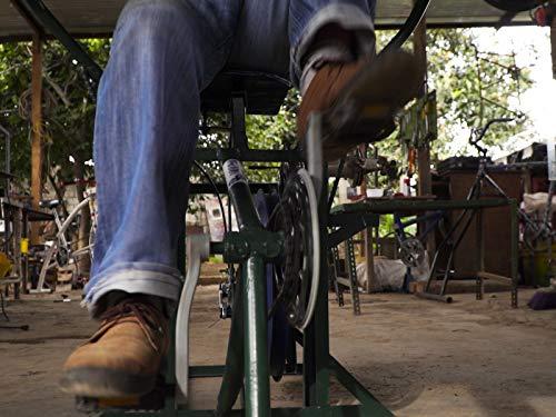 The Amazing Bike Machines of Guatemala (Stationary Bike Parts)