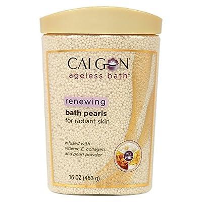 Calgon Ageless Bath Series Renewing Pearls (16-Ounce)