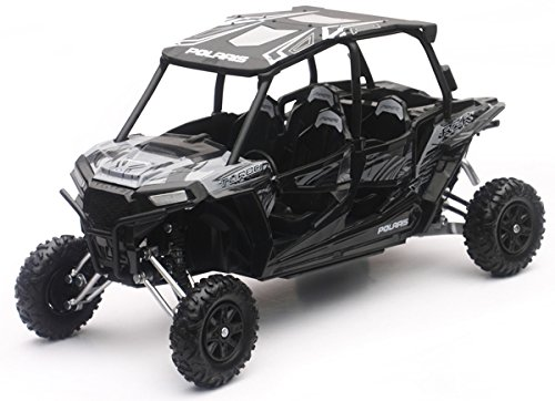 New Ray Toys 1:18 Polaris RZR XP 4 Turbo (Titanium White Metallic) -