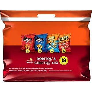Frito-Lay 18 Piece VP Doritos & Cheetos Mix, 17.625 Ounce
