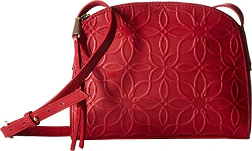 Hobo Womens Evella Embossed Geranium One Size by HOBO