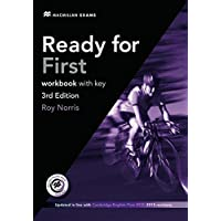Ready for First - 3rd Edition: Ready for FCE. Workbook with Audio-CD and Key