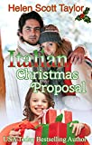Italian Christmas Proposal (Sweet Italian Christmas Book 1)