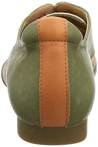 de 63 Think Cordones Mujer Zapatos Guad Oliv 282283 para Verde Brogue Kombi wRqHRtPx4B