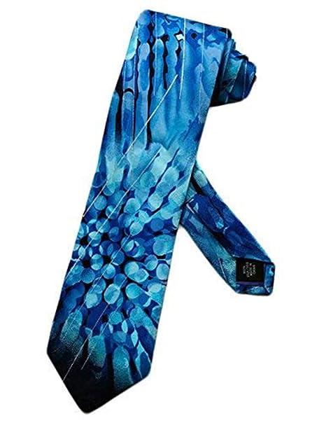 Multicoloured Jerry Garcia Mens Grateful Dead Necktie One Size Neck Tie