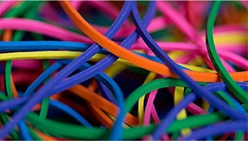 Joe Rindfleisch's Rainbow Rubber Bands (Rainbow Pack) by Joe Rindfleisch - Trick by Joe Rindfleisch