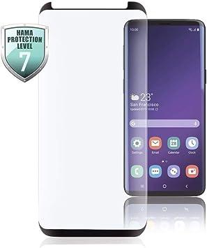 Hama Full Screen Schutzglas Für Samsung Galaxy S10 Elektronik