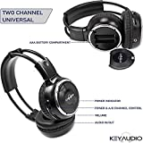 6 Pack of Two Channel Folding Adjustable