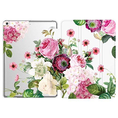 iPad Air 2 Case,[A1566,A1567 2014 Release],(Not for Air 1),DEENAKIN Slim Fit Lightweight Stand Cover for Kids Girls Women, Soft TPU Protective Case for iPad Air 2 only (7.9 Inch)[Auto Sleep/Wake]
