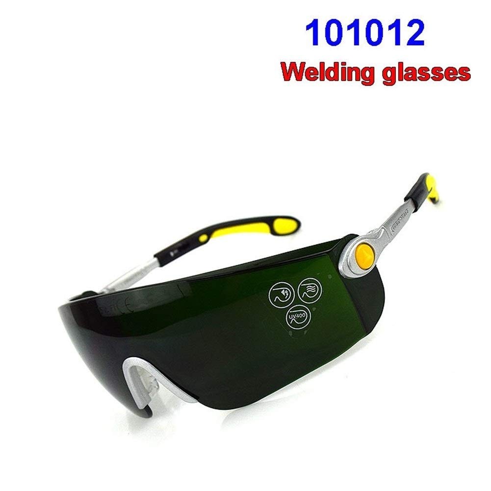 YUANYUAN521 Protection Goggle IR5.0 Light Transmission Welding Glasses Be Applicable Riding Outdoors Safety Glasses by YUANYUAN521