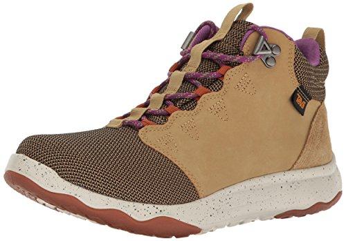 Teva Women's W Arrowood Mid Waterproof Hiking Boot Prairie Sand