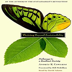 Thriving Beyond Sustainability Hörbuch
