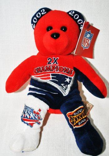 Patriots Teddy Bears New England Patriots Teddy Bear