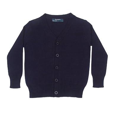 chaqueton azul marino colegio